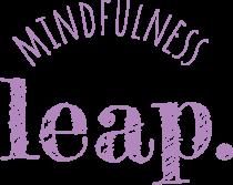 Leap Mindfulness Logo